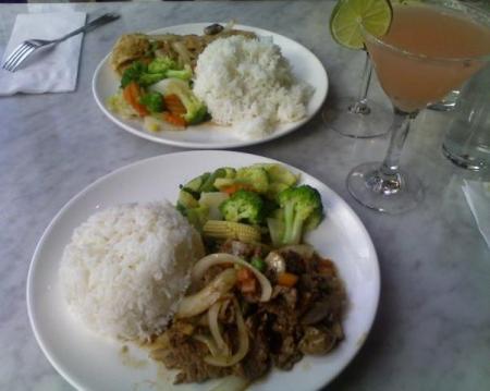 Silom Lunch