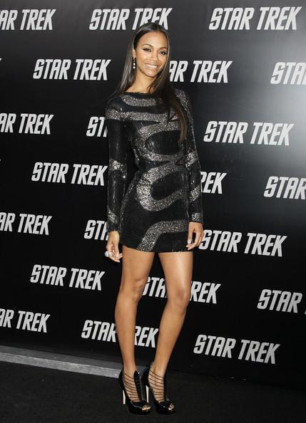 Star Trek Premier, Los Angeles CA