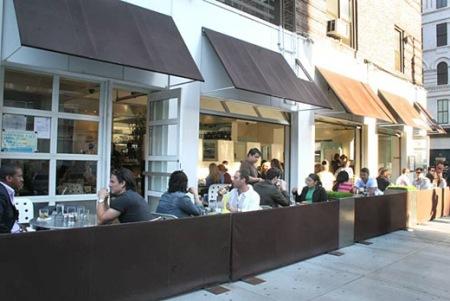 Cafeteria Restraunt, New York