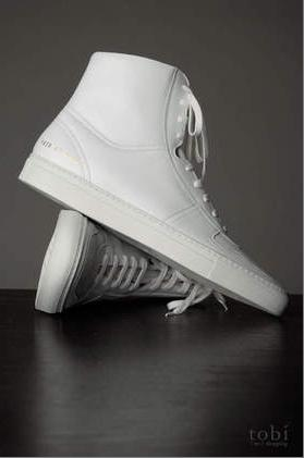 """Common Projects """"BBall"""" High Tops $418"""