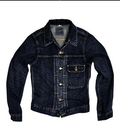 "Gilded Age ""Wilde"" Denim Jacket $398"