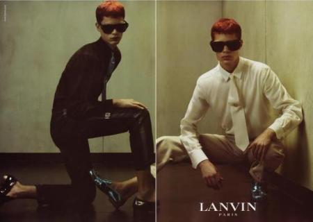 Lavin Spring 2009 Men's Campaign