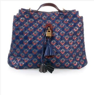 Marc Jacobs Robert Lesley Quilted Tote $1330