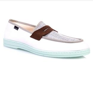 Maians- Multi-Color Canvas Loafer $73