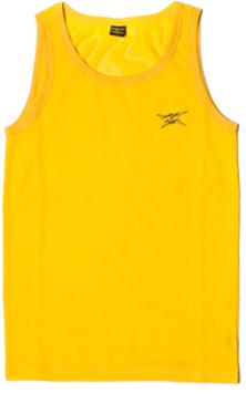 Warriors Of Radness- Meshers Yellow Tank $55