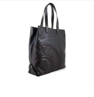 YSL Nappa Leather Logo Tote $983