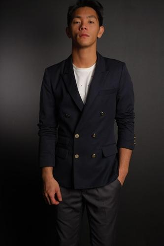 Company of We Captain Jacket $198