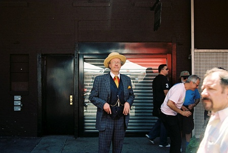 Mr Straw Hat, Meat Packing District, New York