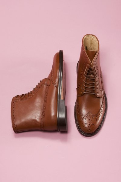 Opening Ceremony M13 Wing Tip Boot $405
