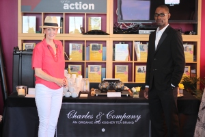 Kathy Eldon & Lawrence Charles